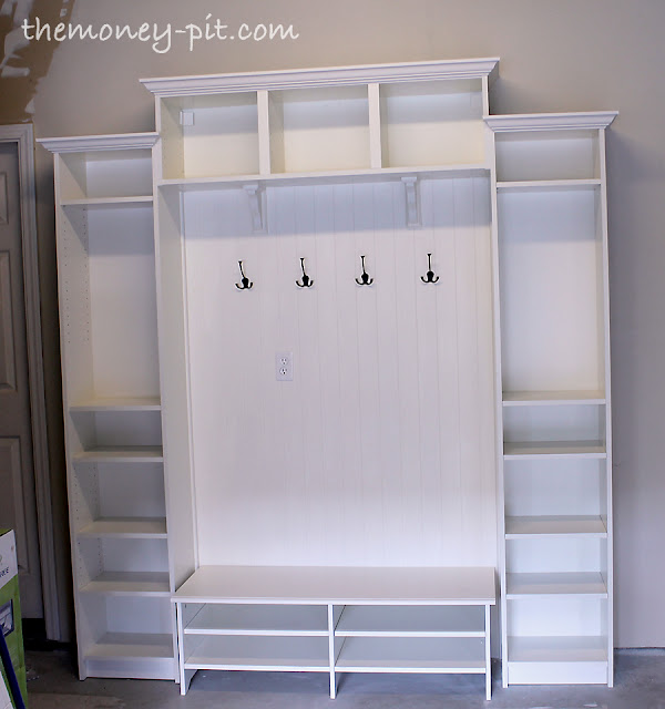 ikea hack d tourner et customiser une biblioth que billy. Black Bedroom Furniture Sets. Home Design Ideas