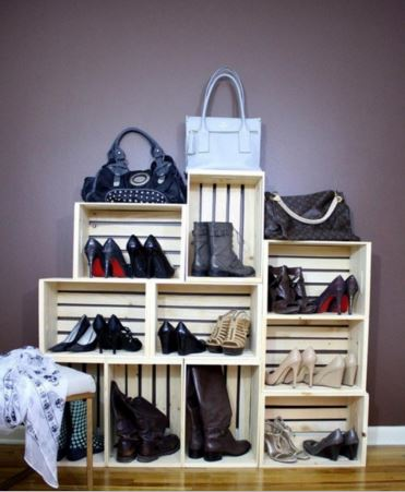 recup chaussures. Black Bedroom Furniture Sets. Home Design Ideas