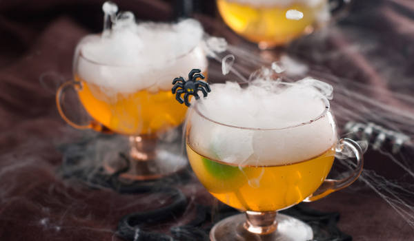 Comment faire des cocktails pour halloween - Comment faire des decoration d halloween ...